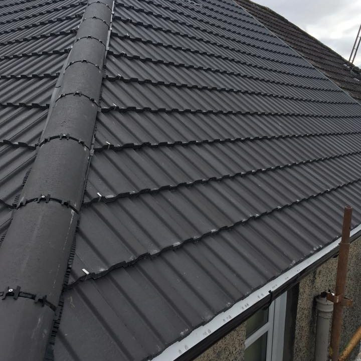 New Roofs Paisley