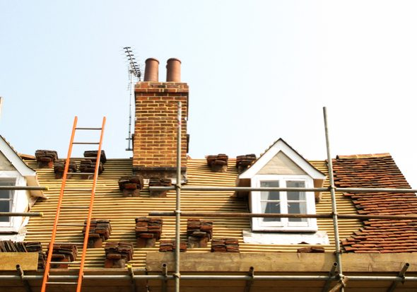 Roof Replacements in Cyldebank